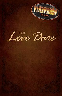 The Love Dare, Stephen Kendrick, Alex Kendrick, Acceptable Book