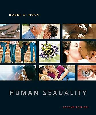 Human Sexuality (2nd Edition), Hock, Roger R., Good Book