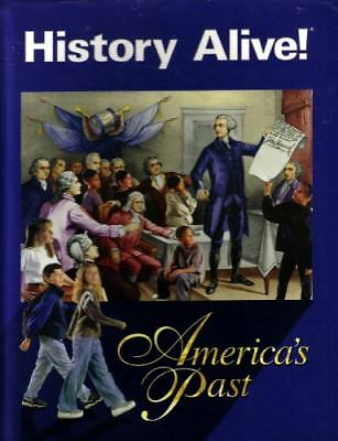 History Alive: America's Past, Bert Bower, Acceptable Book