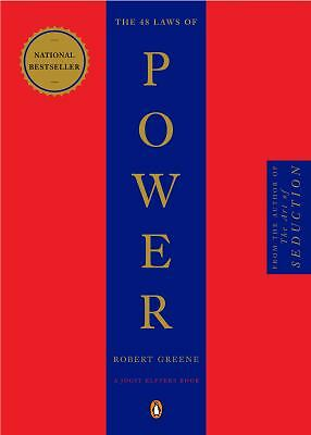 The 48 Laws of Power - Robert Greene - Good Condition