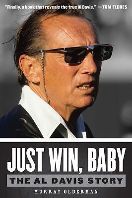 Just Win, Baby: The Al Davis Story, Olderman, Murray, Acceptable Book