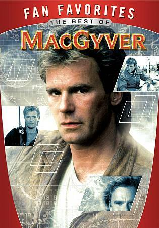 Fan Favorites: The Best of Macgyver, Acceptable DVD, ,