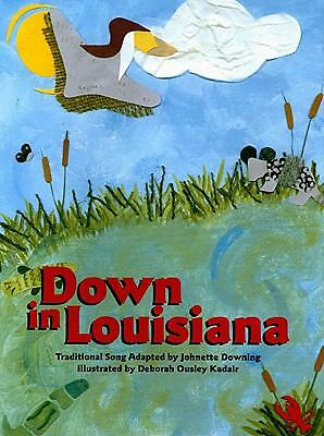 Down in Louisiana, Johnette Downing, Acceptable Book