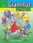 Grammar Practice for Grades 1-2, Kelly, Wanda, Acceptable Book