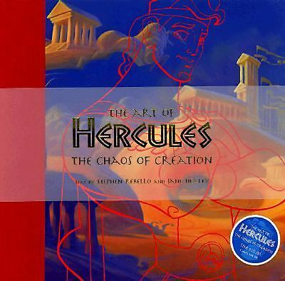 The Art of Hercules: The Chaos of Creation, Jane Healey, Stephen Rebello, Accept
