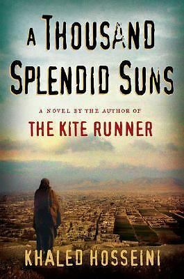 A Thousand Splendid Suns, Khaled Hosseini, Good Book
