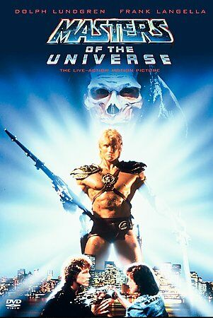 Masters of the Universe, Acceptable DVD, Christina Pickles, James Tolkan, Chelse