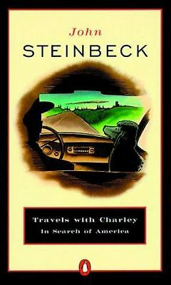 Travels with Charley in Search of America,John Steinbeck,  Acceptable  Book
