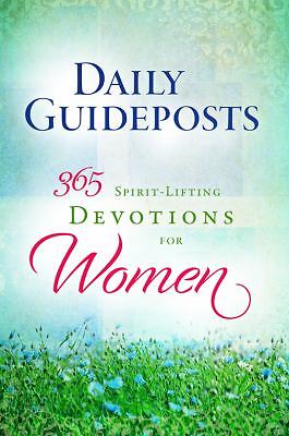 Daily Guideposts 365 Spirit-Lifting Devotions for Women - Guideposts - Good Cond