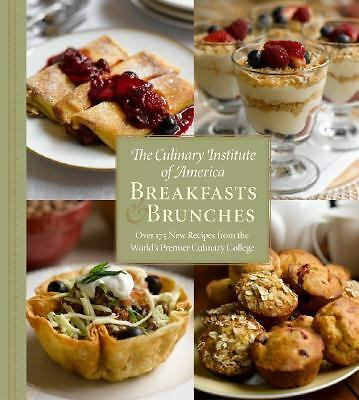 Breakfasts & Brunches,The Culinary Institute of America,  Good Book