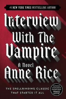 Interview with the Vampire - Book I of The Vampire Chronicles, Anne Rice, Accept