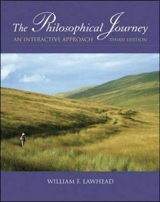The Philosophical Journey: An Interactive Approach, William Lawhead, Good, Books