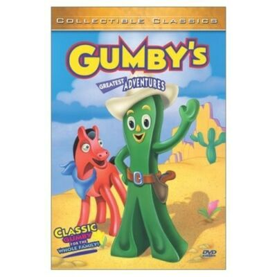 Gumby's Greatest Adventures by