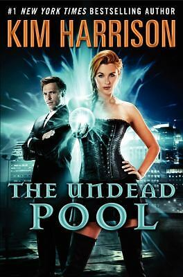 The Undead Pool (Hollows), Harrison, Kim, Acceptable Book