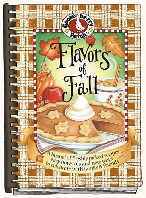 Flavors of Fall Cookbook (Seasonal Cookbook Collection) by Gooseberry Patch