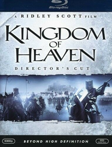Kingdom of Heaven (Blu-ray Disc, 2009, Director's Cut)