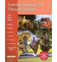 Learning Language Arts Through Literature: The Red Teacher Book by Press, Commo