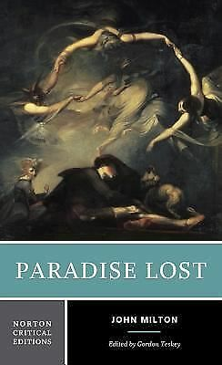 Paradise Lost (Norton Critical Editions), Milton, John, Acceptable Book