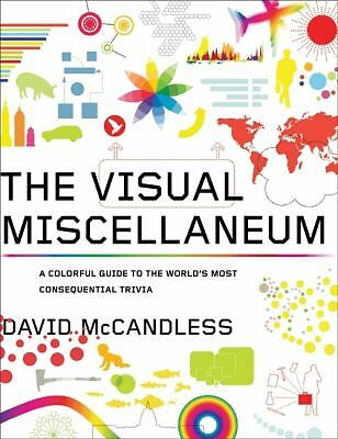 The Visual Miscellaneum: A Colorful Guide to the World's Most Consequential Triv