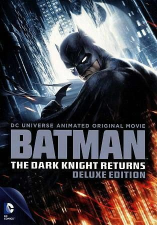 Batman: The Dark Knight Returns (Deluxe Edition) by Various