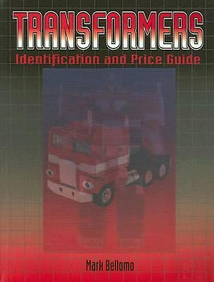 Transformers: Identification and Price Guide, Bellomo, Mark, Acceptable Book