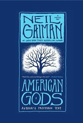 American Gods: Author's Preferred Text, Gaiman, Neil, Good, Books