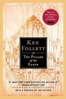The Pillars of the Earth (Deluxe Edition) (Oprah's Book Club), Ken Follett, New