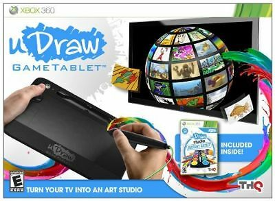 uDraw Game tablet with uDraw Studio: Instant Artist by THQ