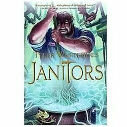 Janitors, Book 1, Tyler Whitesides, Acceptable Book