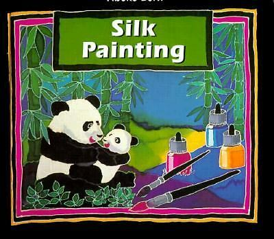 Silk Painting, Born, Vibeke, Acceptable Book
