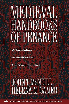 Medieval Handbooks of Penance,,  Acceptable  Book