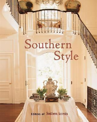 Southern Style by Mayfield, Mark, Southern Accents Magazine