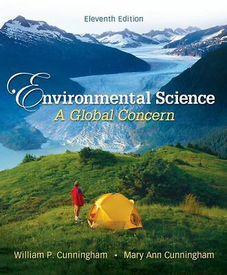 Environmental Science: A Global Concern,Cunningham, Mary, Cunningham, William,