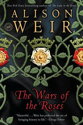 The Wars of the Roses, Alison Weir, Acceptable Book