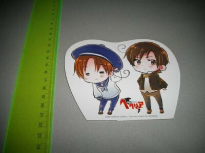 Axis powers hetalia 9 paper small stand pop himaruya hidekaz