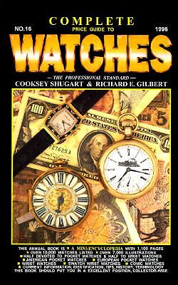 Complete Price Guide to Watches (Complete Price Guide to Watches, 1996, No 16)