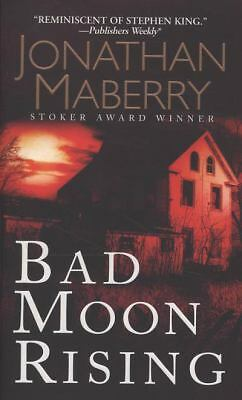 Bad Moon Rising, Jonathan Maberry, Acceptable Book