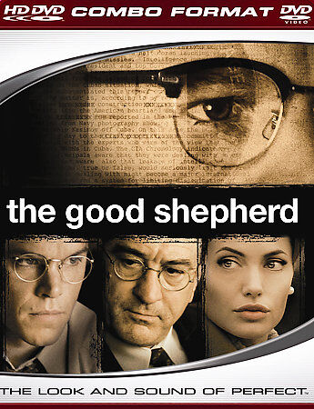 The Good Shepherd (HD DVD, 2007, HD DVD/DVD Combo)