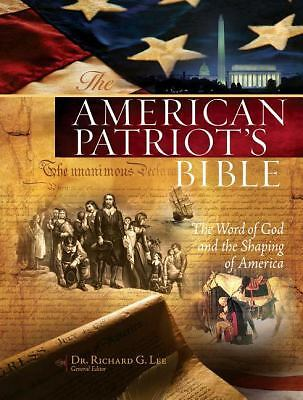 The American Patriot's Bible: The Word of God and the Shaping of America, , Good