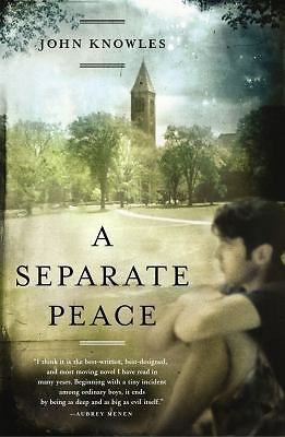 A Separate Peace, John Knowles, Good, Books