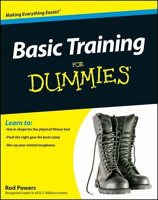 Basic Training for Dummies, Powers, Rod, Acceptable Book