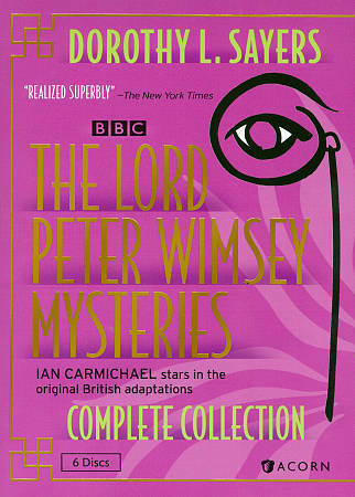 THE LORD PETER WIMSEY MYSTERIES: COMPLETE COLLECTION by