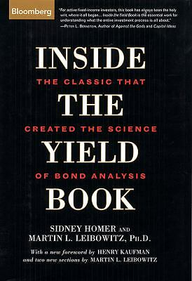 Inside the Yield Book: The Classic That Created the Science of Bond Analysis, Ma