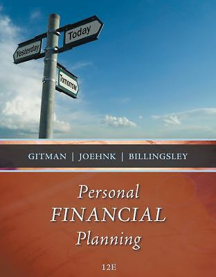 Personal Financial Planning (Available Titles Coursemate), Billingsley, Randy, J