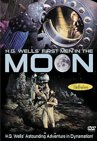 H.G. Wells' First Men in the Moon by