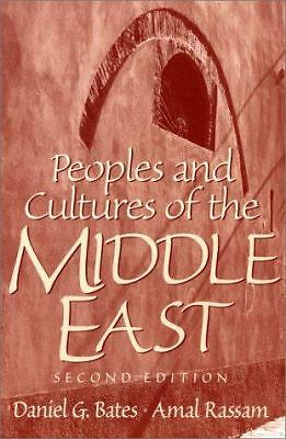 Peoples and Cultures of the Middle East (2nd Edition) by Bates, Daniel G., Rass