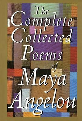 The Complete Collected Poems of Maya Angelou, Maya Angelou, Good Book