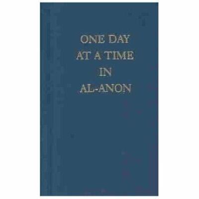 One Day at a Time in Al-Anon, Al-Anon Family Group Head Inc, Good Book