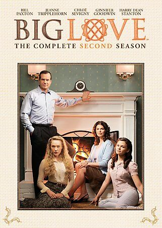 Big Love - The Complete Second Season (DVD, 4-Disc Set) Brand New by Bill Henri