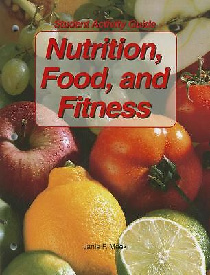 Nutrition, Food, and Fitness, West  Ph.D., Dorothy F., Good Book
